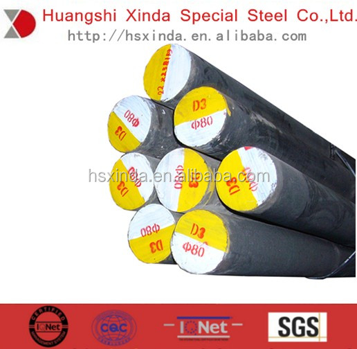 Mold Steel Special Use and Is Alloy tool steel K100