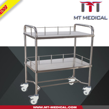 Stainless Steel medical Products Stainless Steel medical Cart serving Cart