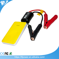 TPF emergency compact car battery charger 8000mAh portable car jump starter