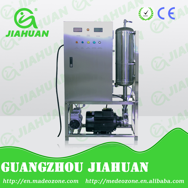 high concentration vegetable and fruit water ozone sterilizer machine