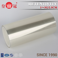 Multipurpose Excellent sealing effect self-adhesive clear plastic film