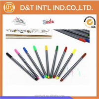 24 pcs water color pens with non-toxic ink pass En71