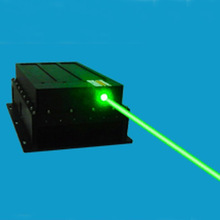 DPSS 532nm green laser 5000~15000mW With digital power supply TTL+ Anlogue