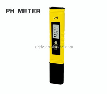 Pentype water PH meter