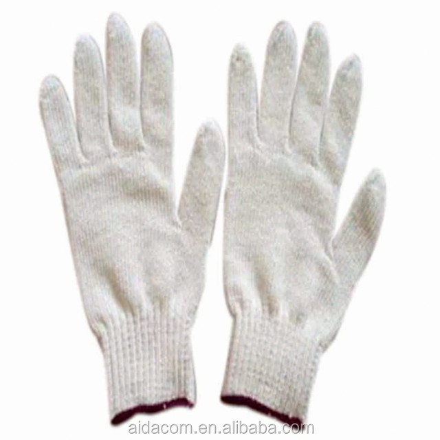 Knitted Cotton <strong>Gloves</strong>