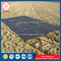 black ground protection mats/crane foot supportm road mats/construction road mat