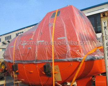 SOLAS 25 Persons 5 Meter Totally Enclosed Life boat