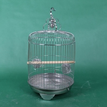 cheap vintage wrought iron bird cage