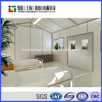 high quality low cost prefab container house with great price