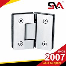 Glass hinge kit