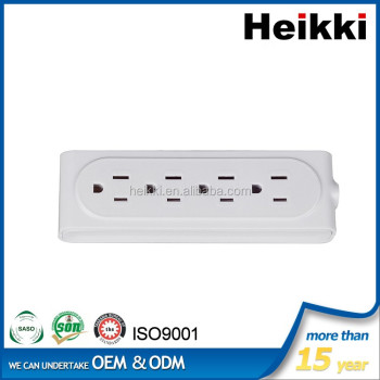 10A four pin extension socket