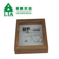 2016 new design and popular wooden photo frame digital picture frame