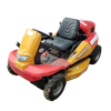 ride-on driving grass cutter mowing machine