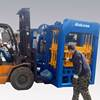 strong packing electric and hydraulic system automatic durable soil block machines