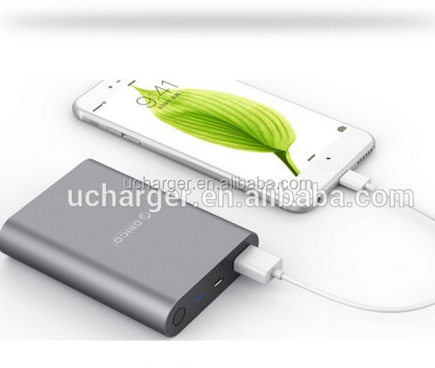 High Quality New Quick Charging QC2.0 Power Bank 10400mAh Emergency Charging Power Bank for Iphone,samsung and All Mobile Phones