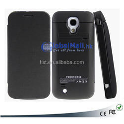 Backup Battery Power Bank Case Cover Charger for Samsung Galaxy S4 mini i9190 Battery Case