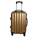 ABS PC Luggage Trolley Bags Luggage And Travel Bags With Customized Color