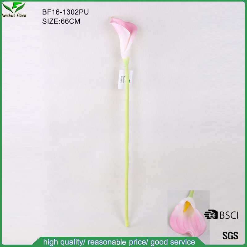 Real Touch Artificial Single Stem Tulip Flower