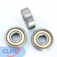 High quality miniature double flange bearings Shanghai ChiLin