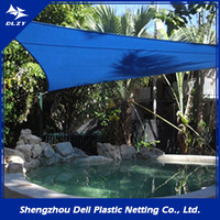 High Quality Low price Customized green sun shade net green house