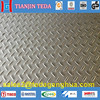 201 SS stainless steel checkered sheet sus201 sts201