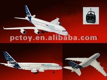 RPH103178 RTF A380 2.4G brushless 4ch adults airplane toys