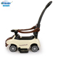 2017 hot sale promotion babies popular plastic toy ride in push car