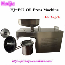 home use Pumpkin Seed home oil press machine with oil filter