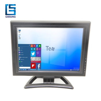 Used Rs232 15 Touch Screen Monitor