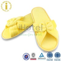 Disposable Towelling Thong Slipper