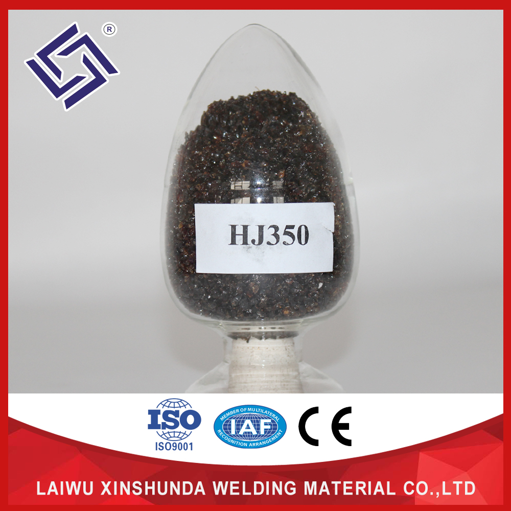 Xinshunda Submerged arc welding flux saw flux HJ350
