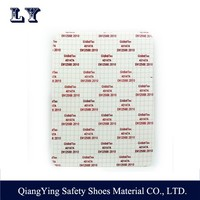 Best Selling EN12568 Antistatic Anti Perforation Kevlar Insole For Safety Shoes
