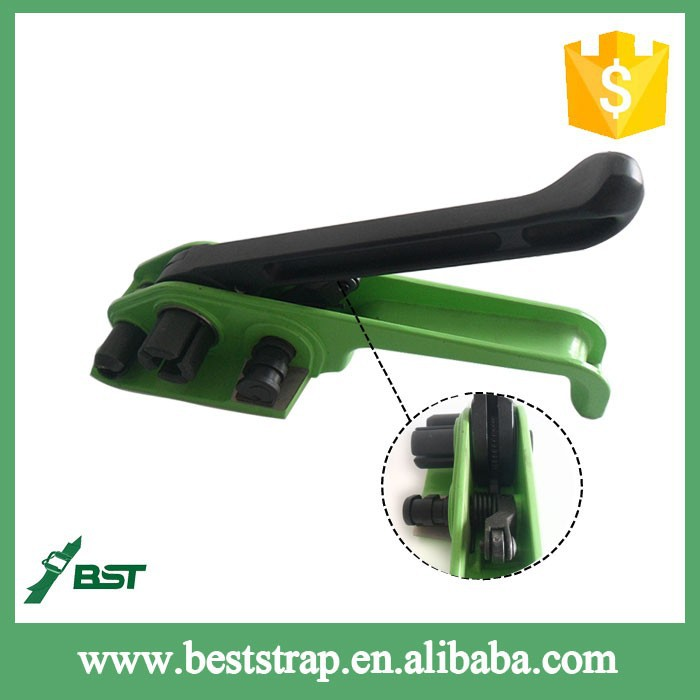 BST Manual Cord Strapping Polyester Strap Tensioning Tool Machine