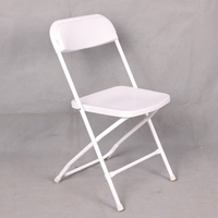 wholesale wedding resin folding chair bbq plastic chairs KP-C1028