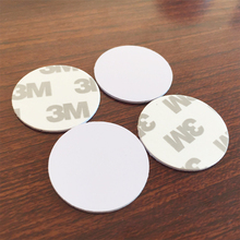 waterproof rfid tag manufacturers/printable rewritable blank coin ntag215 nfc tag