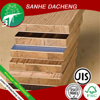 Melamine Paper Coated MDF Sheet, /hover board/Chipboard