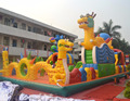 amusement park equipment/inflatable playground for sale