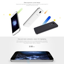 New arrvial Doogee X9 Pro MTK6737 Quad Core Android 6.0 Mobile Phone 5.5 Inch Cell Phone 2G RAM 16G ROM 4G Unlock Smartphone