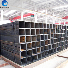 BLACK SQUARE HOLLOW STEEL BAR, ASTM A106 ERW PIPE