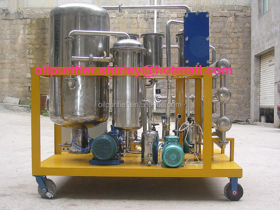 Vacuum UCO filtering system, Cooking Oil Purifier, Bio-diesel Oil Pre-treatment Unit