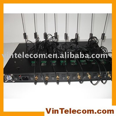 3G Fixed Wireless terminal/ WCDMA FWT(8 Channels) / FWT / VOIP
