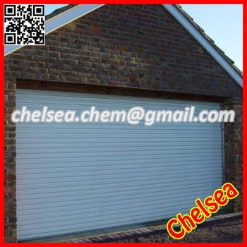 New style electric garage roller door with aluminum slat