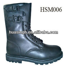 ZY,2013 innovative design French ranger style military armor police boots