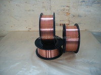 Copper Alloy Material ER70S-6 CO2 Mig welding wire,China