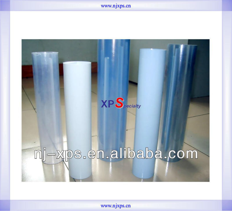 Good quality clear pvc plastic sheet in rolls