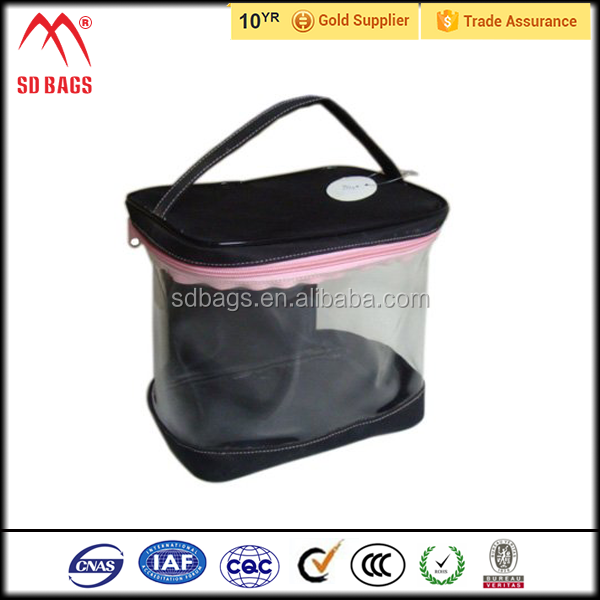 Quality products clear pvc bag with zipper