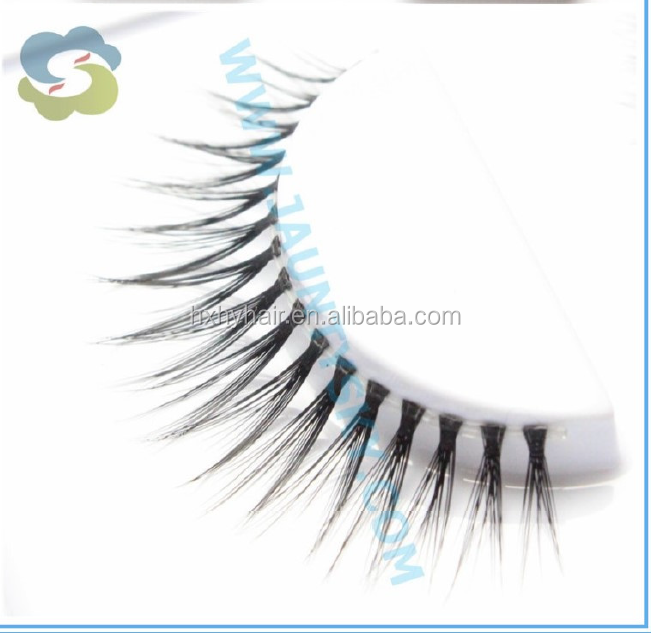 beauty cosmetic make up 3D faux mink hair false eyelash private logo
