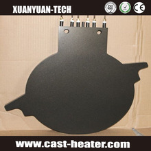 Butt fusion HDPE Pipe Heating Plate For Welding Machine
