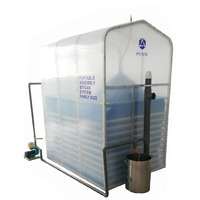 Small Size Biogas Plant For Food Waste Treatment