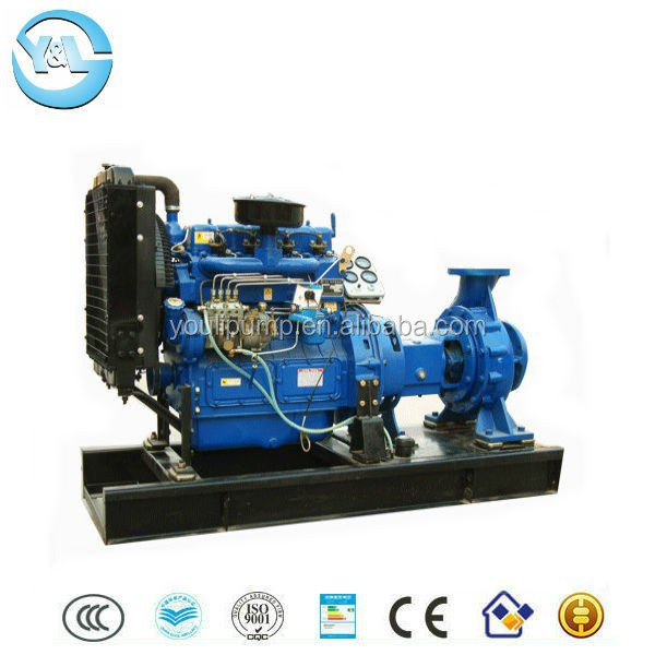 32/20 portable centrifugal water pump with diesel engine